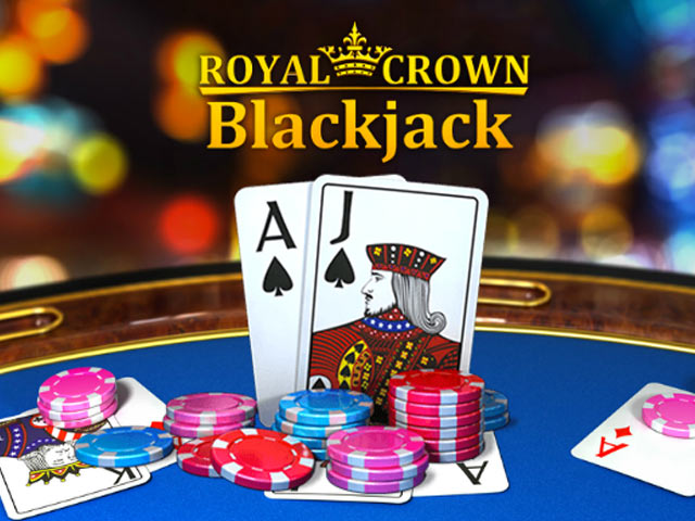 Kortspill Royal Crown Blackjack
